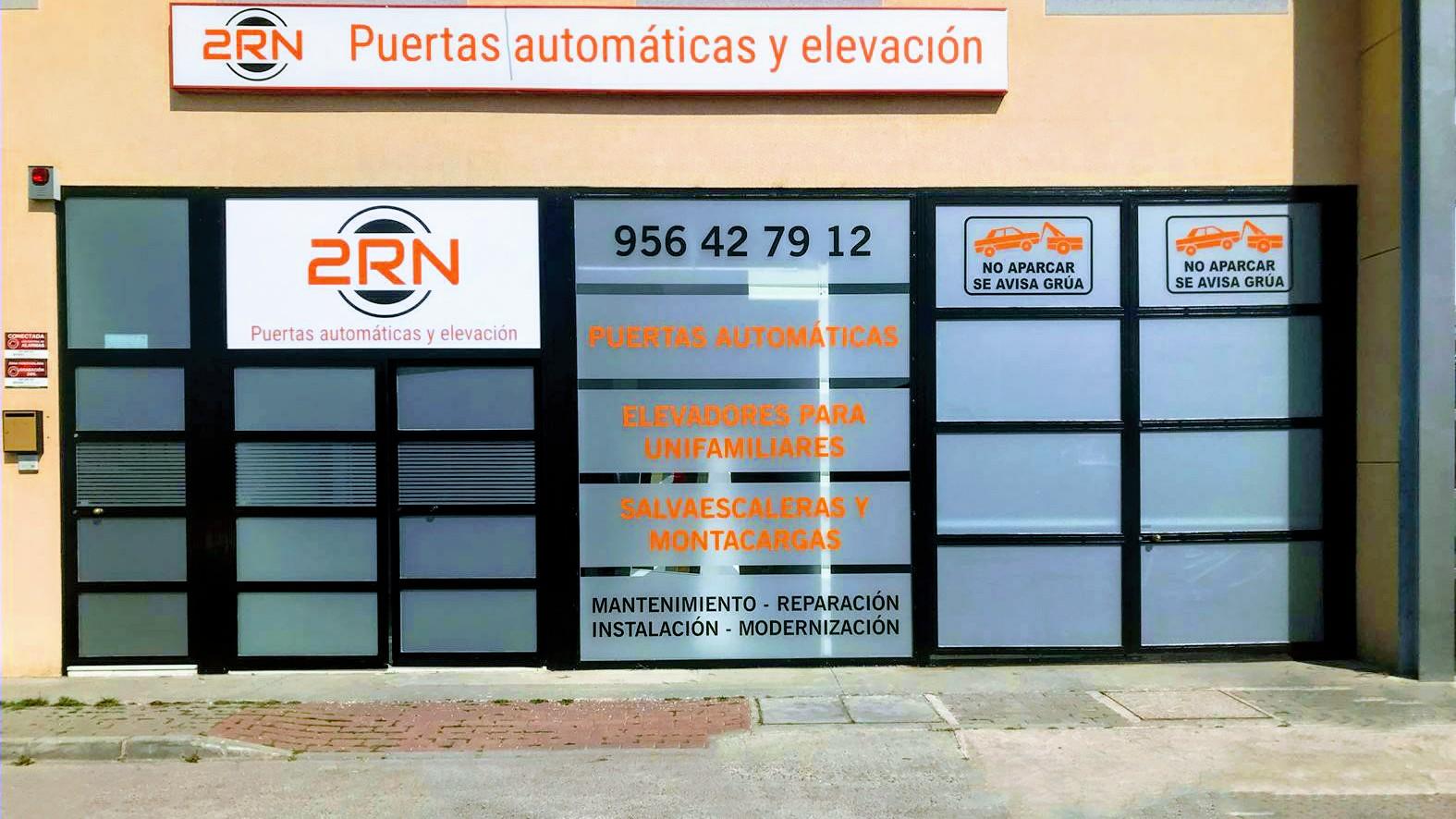 Oficinas 2RN Jerez de la Frontera